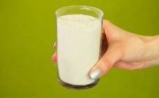 Szklanka mąki bananowej z plantanów