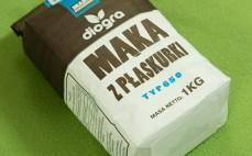 Mąka z pszenicy płaskurki Typ 650