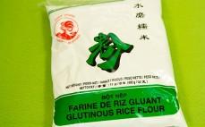 Mąka z ryżu kleistego