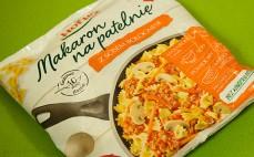 Makaron na patelnię z sosem bolognese