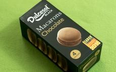 Ciasteczka makaroniki czekoladowe