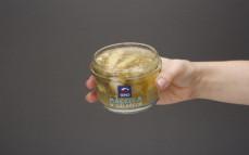 Makrela w galarecie z pesto pietruszkowym