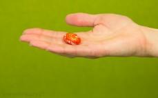 Jajeczko czekoladowe z nadzieniem