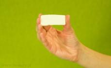 Masło o obniżonej zawartości cholesterolu o 87 %