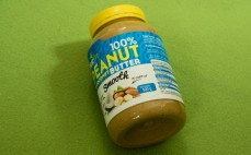 Masło orzechowe z wiórkami kokosowymi