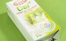 Mleko ze sterolami odtłuszczone