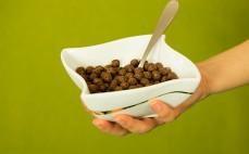 Porcja płatków Mlekołaki Kulki Choco