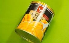 Puree z mango