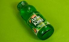 Napój z cząstkami aloesu Aloe vera King