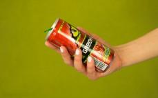 Porcja napoju energetyzującego Green Up Żurawina