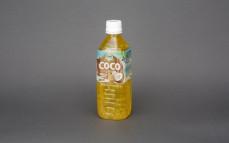 Napój z kokosem o smaku ananasowym