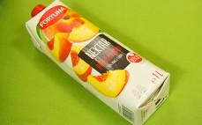 Nektar brzoskwiniowy 30 % mniej cukru