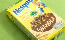 Granola Nesquik