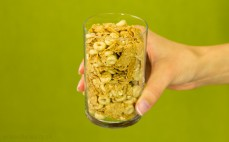 Szklanka płatków Nestle Cheerios Oats