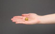 Oliwka zielona nadziewana szynką serrano