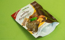 Orzechy laskowe w białej czekoladzie z kawą