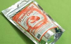 Truskawka liofilizowana chips