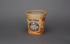 Owsianka espresso i morwa biała