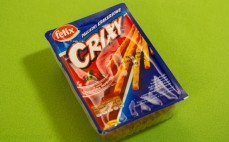 Paluszki krakersowe Crixy czerwona papryka