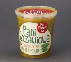 Zupa Pani Szczawiowa z ziemniakiem