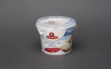 Pasta z kryla antarktycznego wędzona