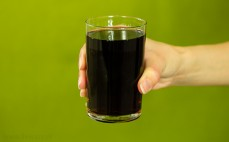 Szklanka napoju gazowanego Pepsi Cola
