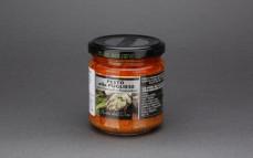 Pesto z karczochami i pomidorami