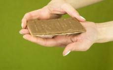 Pieczywo chrupkie piernikowe z czekoladą