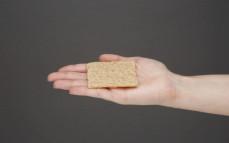 Kromka chleba chrupkiego Vega lekki z cieciorką