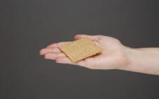 Kromka chleba chrupkiego Vega lekkie z dynią