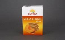 Pieczywo chrupkie Vega lekkie z dynią
