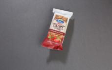 Pieczywo chrupkie żytnie z pomidorami i bazylią