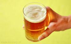 Szklanka piwa Desperados
