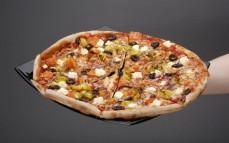 Pizza śródziemnomorska