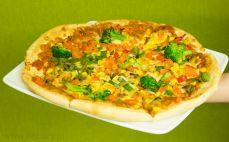 Pizza wegetariańska Pizza Hut