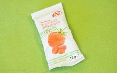 Chrupiące plasterki truskawki
