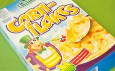 Płatki kukurydziane bez dodatku cukru