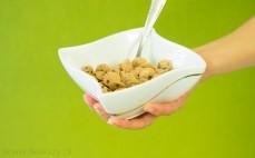 Porcja płatków Mlekołaki Piegołaki Choco