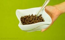 Porcja płatków zbożowych o smaku czekoladowym Nesquik Alphabet