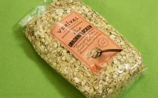 Płatki ze starożytnych zbóż - samopsza, płaskurka, orkisz