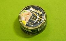 Polędwica tuńczyk z oliwą z oliwek