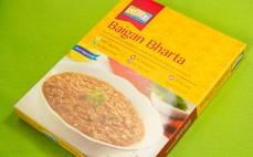 Potrawka z bakłażana Baigan Bharta