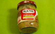 Potrawka z żołądków w sosie śmietanowym