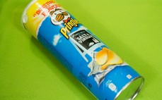 Chipsy Pringles Salt & Vinegar