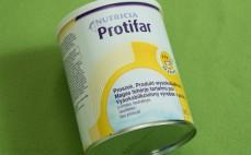 Produkt wysokobiałkowy Protifar