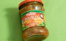 Pulpety wegetariańskie w sosie pomidorowym