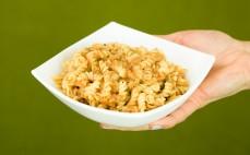 Porcja makaronu po bolońsku z wołowiną Quicker Dzienna Racja; zestaw 1