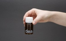 Porcja napoju herbacianego dea_