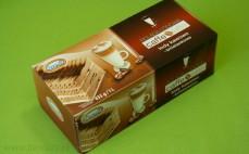 Rolada lodowa caffe latte