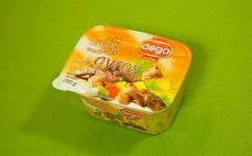 Sałatka warzywna a'la gyros Dega